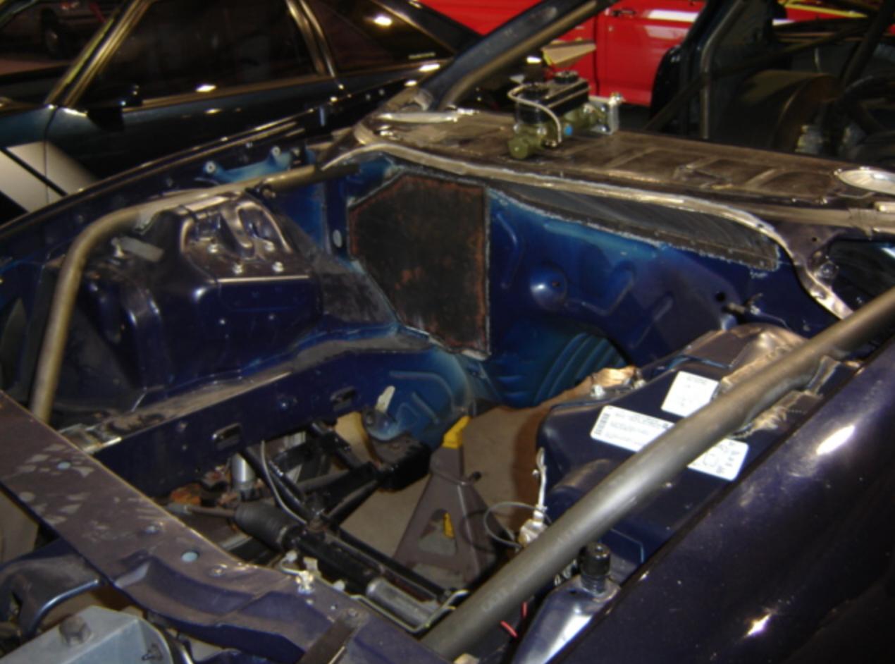 25 3 Outlaw Drag Radial Camaro Build by Eddie Krawiec | chevy