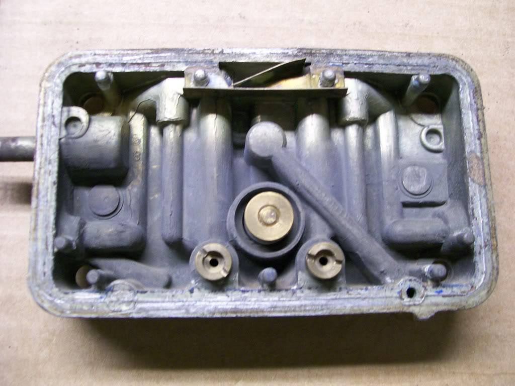 Dual Throttle Return Springs Bracket Holley Carb Carburetor CHROME STEEL A140