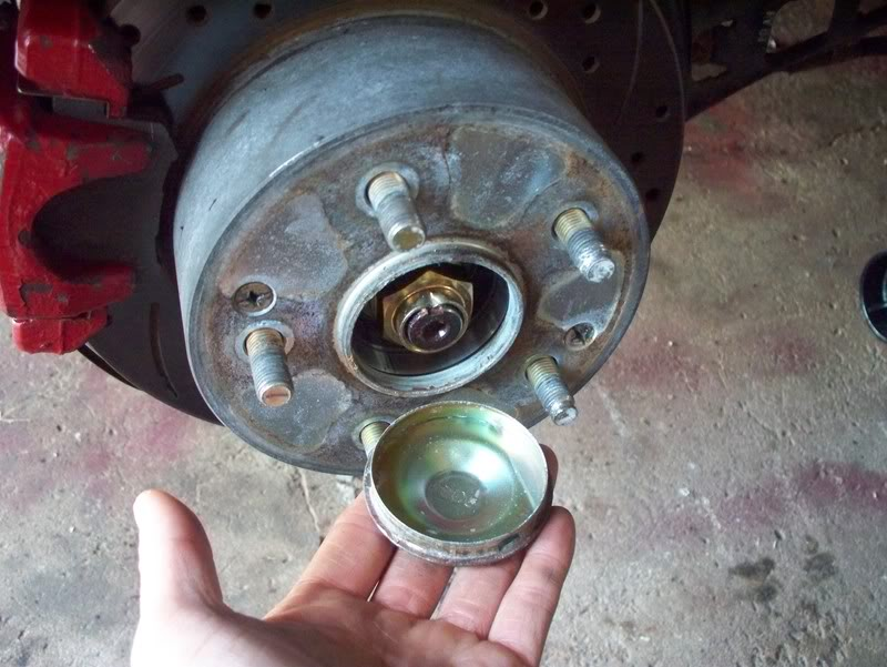 Car Spindle Assembly : Diy rear wheel hub assembly by krayziedxc acura tl