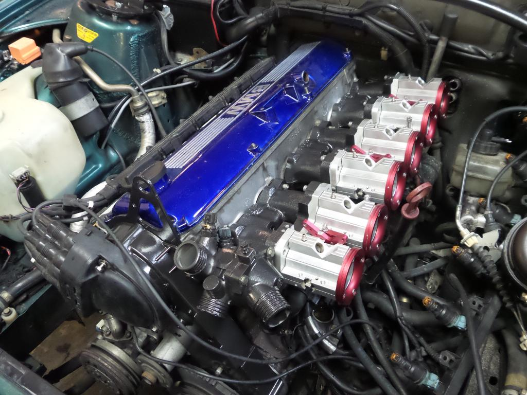 200whp with stock N/A rotating assay? by ForcedFirebird | bmw