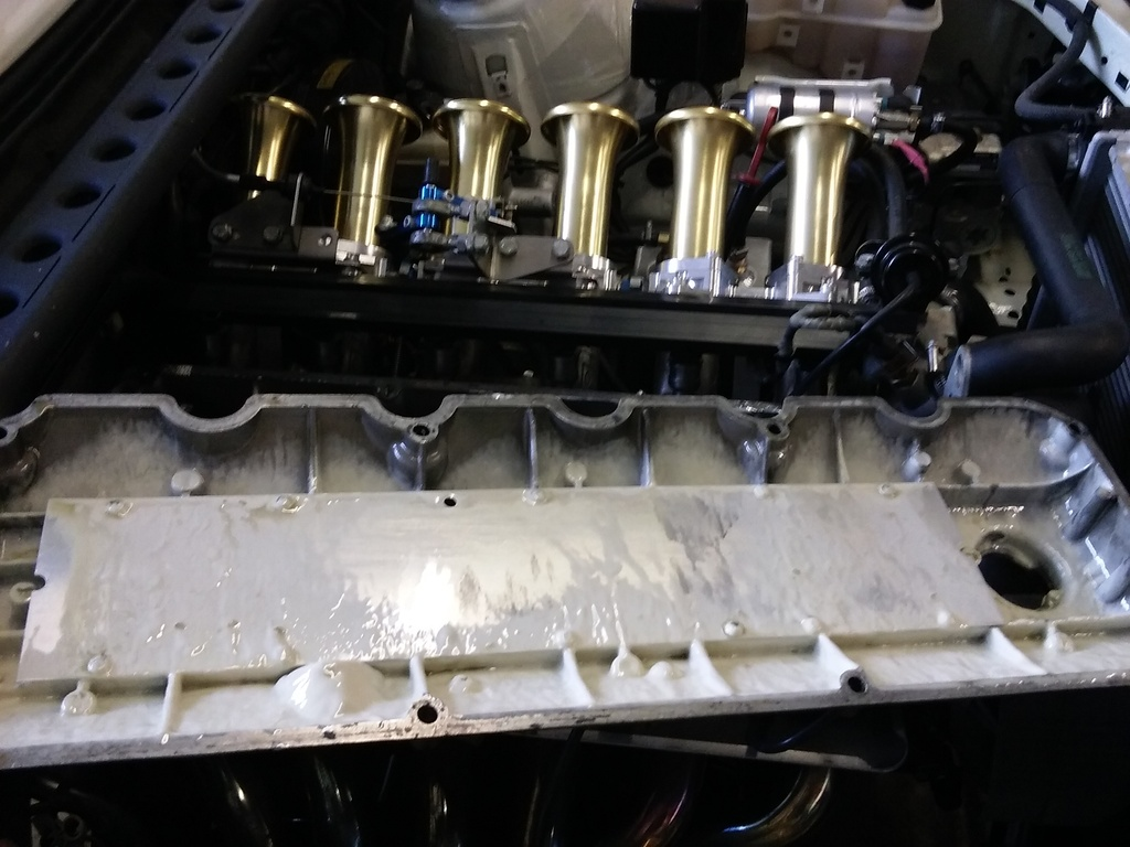 200whp with stock N/A rotating assay? by ForcedFirebird