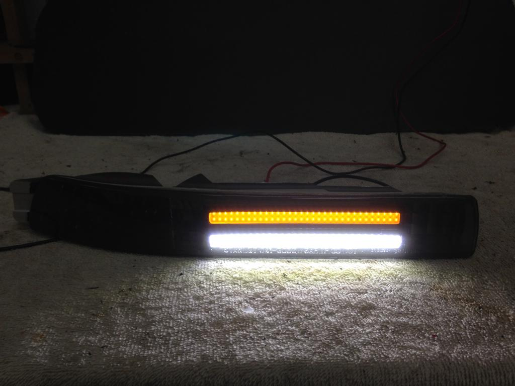 2 cutting edge LED DRL (Daytime Running Light) solutions for