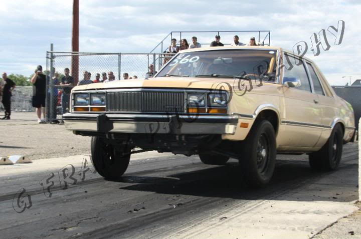 1979 Fairmont Drag radial/x275 project -