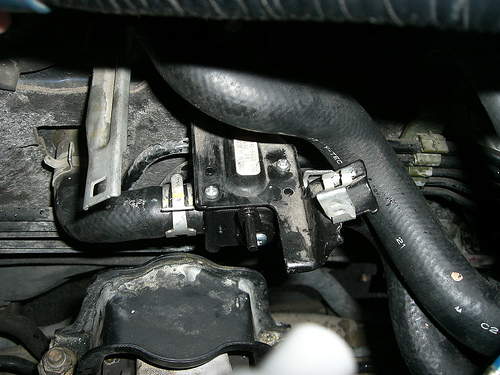 Heaterwatercoolant Control Valve Diy By Majofo Diyrhdiyauto: Mercedes Heater Control Valve Location 2003 At Gmaili.net