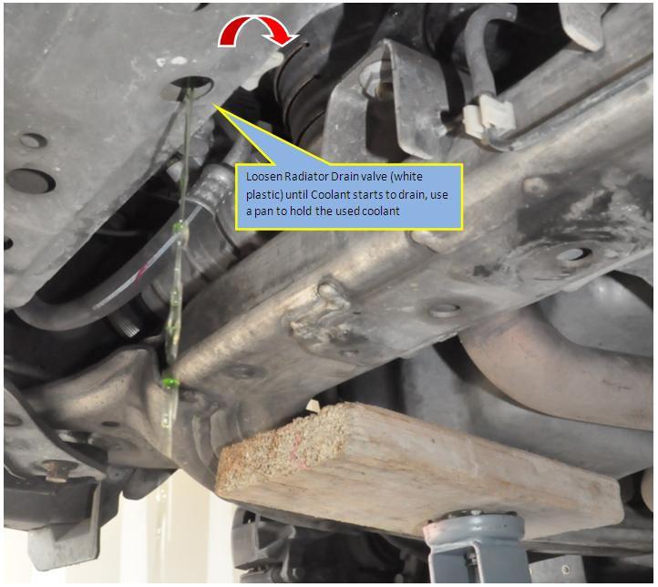 Diy 105k Service Timing Belt Water Pump Spark Plugs Thermostat Rhdiyauto: 2000 Acura Tl Radiator Drain Plug Location At Gmaili.net
