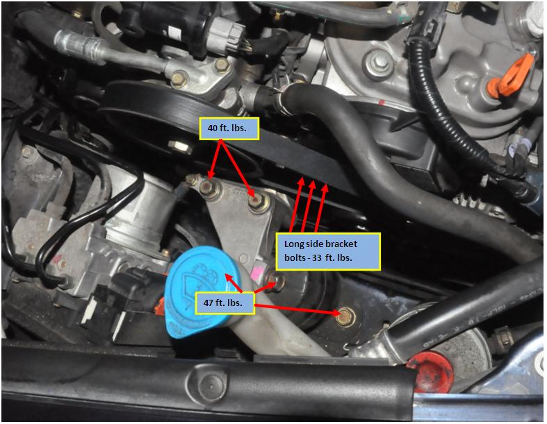 diy 105k service timing belt water pump spark plugs thermostat rh diyauto com 2010 Acura TL Pimpes Out 2010 Acura TL Pimpes Out