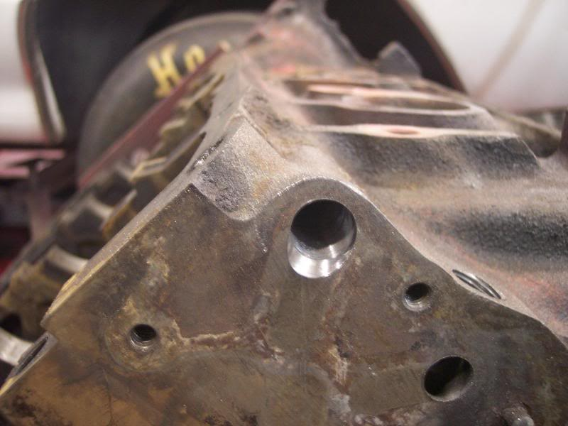 400/430/455 Block ID, Prep and Oiling mods by Jim Weise | buick