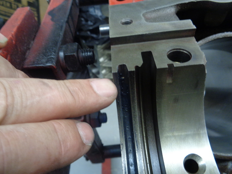 BOP 455 Rear seal Install- Step by Step by Jim Weise   buick