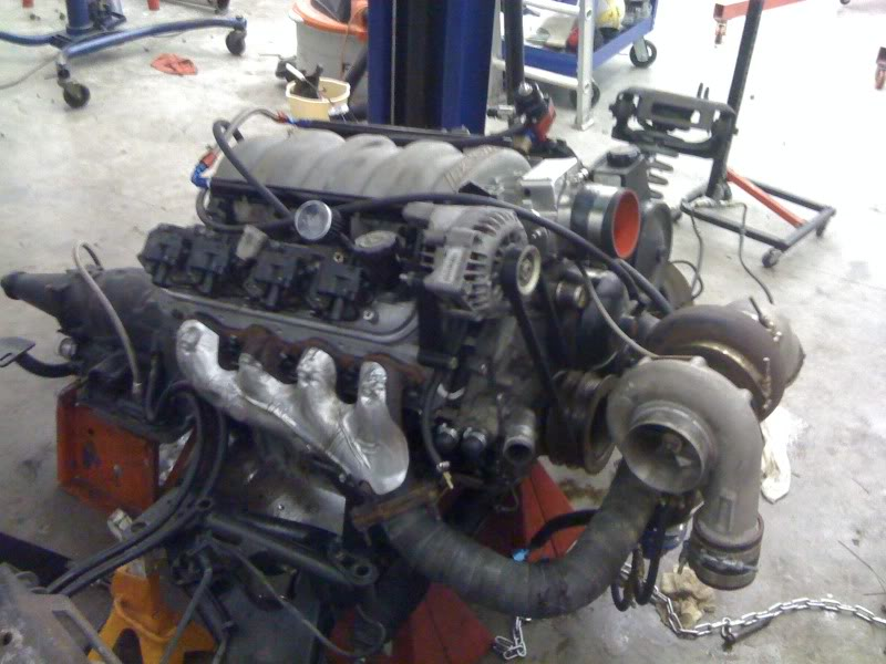 Forged Iron 370 / AFR 225's / Truck Manifolds / PT88 by