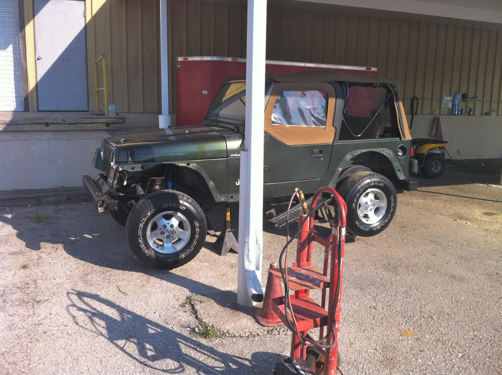 jeep removing attached bestop hardtop hossrackontj unlimited offers organized for storage hoss br organization shown easy to cart removal system