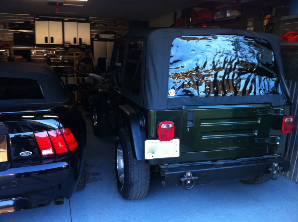 97 TJ Heep to Zombie Killing Jeep Build by north50 | jeep