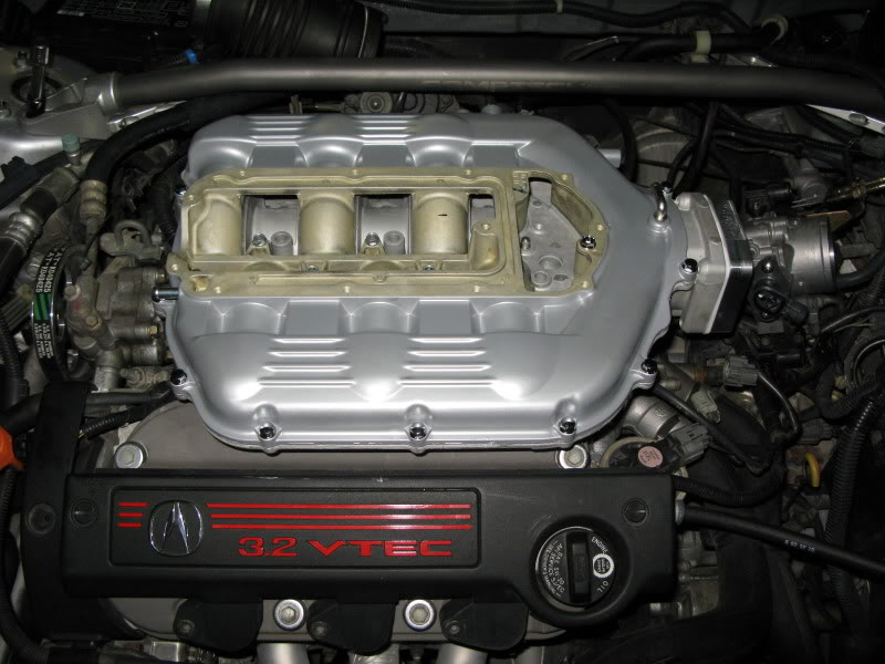 Acura Tl Intake Valve Manual Best Setting Instruction Guide - Acura tl cold air intake