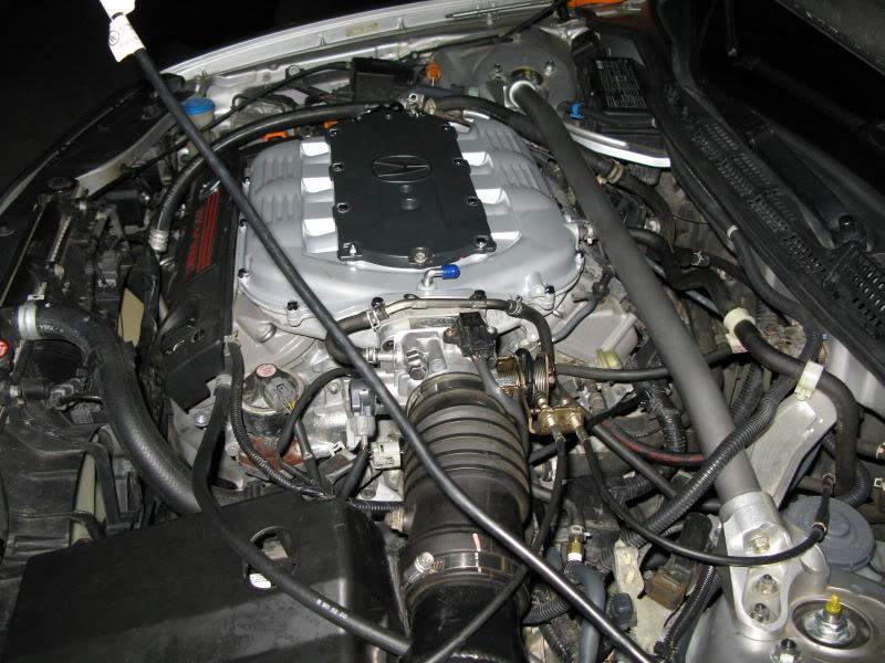 diy 2009 tl sh awd intake manifold install on 01 cls by e30cabrio diy rh diyauto com 2002 Acura TL 2000 Acura CL