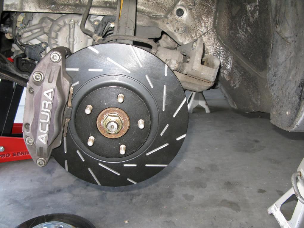 RL Calipers Fit Behind TL Rims By Ecabrio Acura Diys DIY - Acura tl brembo calipers