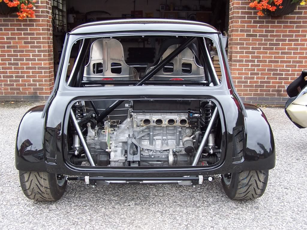 Supercharged K20a2 Vtec Race Spec By Cptkirk Mini Mark Vi