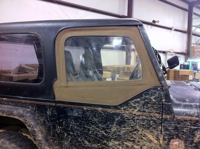Yj Doors & 1301 4wd 17 1987 Jeep Yj Wrangler Half Doors