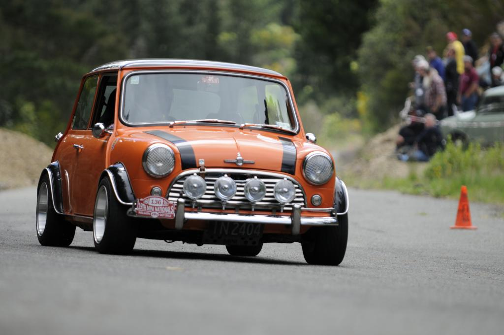 Race Car Back To Retro Daily by CobraV8 | Mini | Mark VI | Build