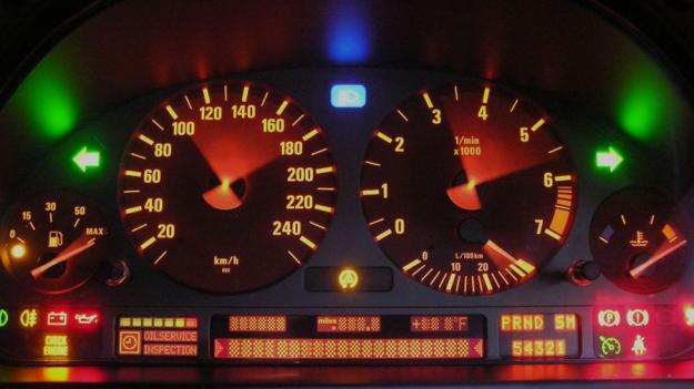 List Of All Possible Bmw E39 Instrument Cluster Text