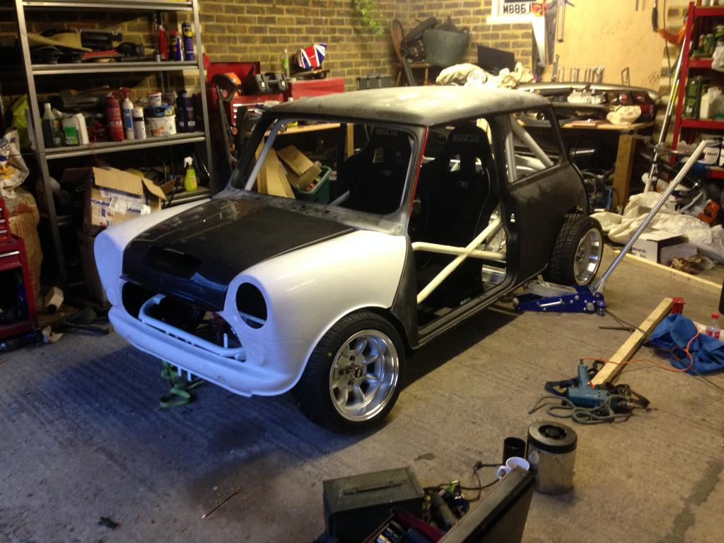 George\'s Minibusa by GeorgeMini | Mini | Mark VI | Build
