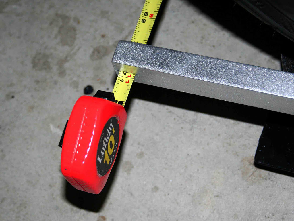 Caster/Camber and Toe gauge tool (homemade) by JRouche | DIY