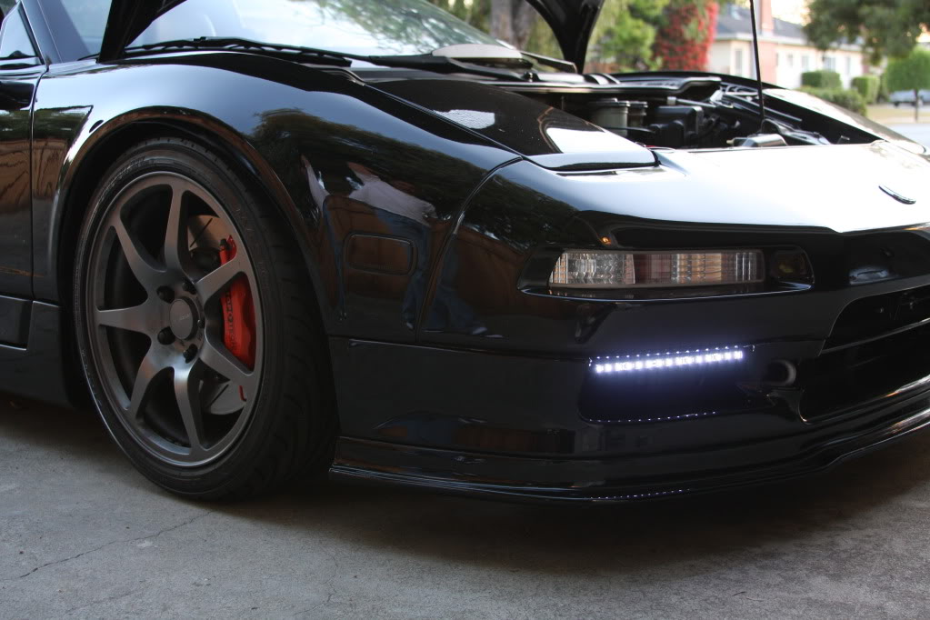 2 cutting edge LED DRL (Daytime Running Light) solutions for ... on