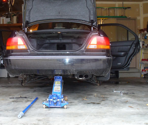 Build Thread For Nd Gen Legend K Sport Coilovers On A St Gen RL - Acura rl coilovers