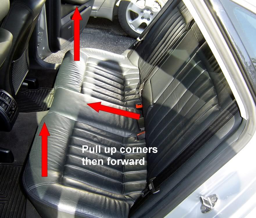 Finally Rear Sport Seats Are Installed By Boston Driver Diys Diy