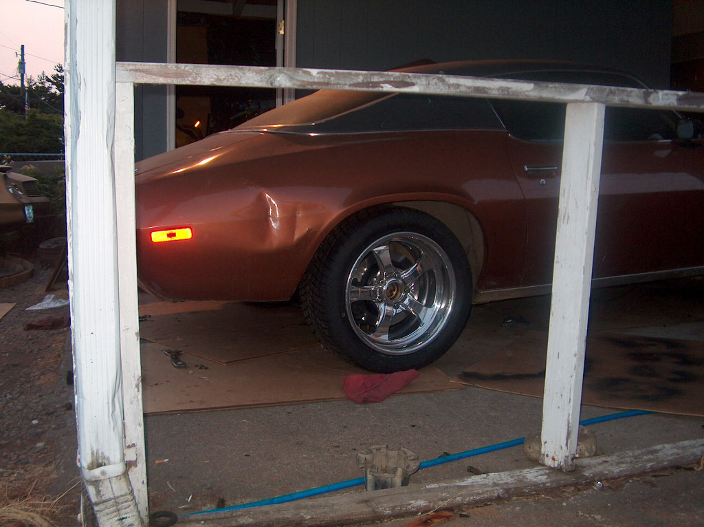 1970 Camaro  Project