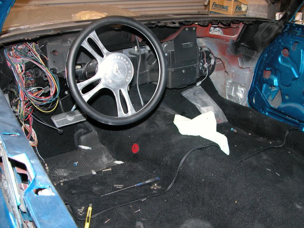 How To Carbon Fiber Dash Panel For A 2nd Gen Bird Anvil Autometer Jeep Speedo Gauge Cluster Wiring Firebirdtadashbuild212 1505396590