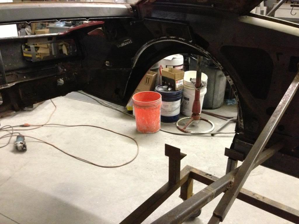 Thrift Shop Camaro by Payton King   chevy   camaro-gen1   builds   DIY