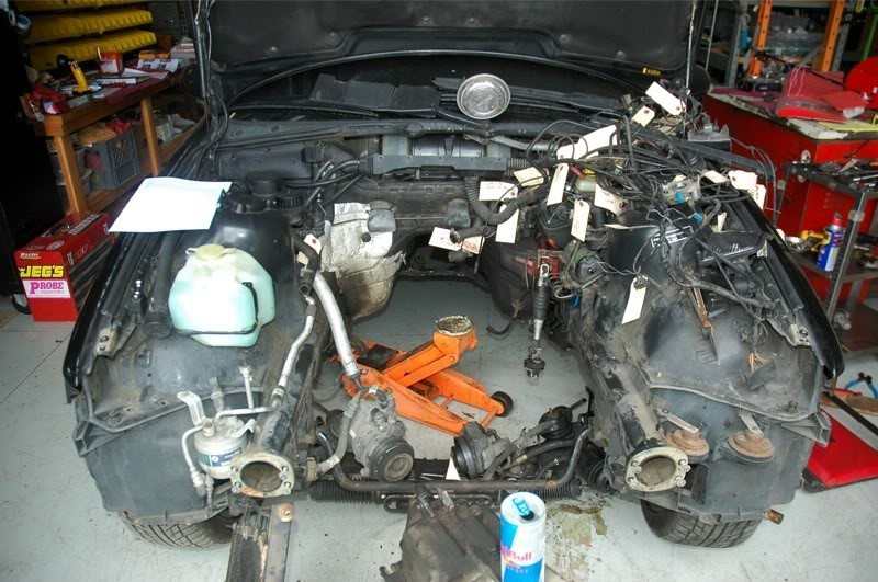 Yet another, BMW E-36 LSx conversion    by BRAAPZ   bmw