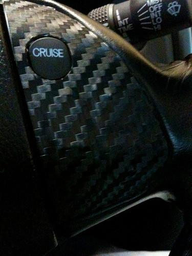 3m di noc carbon fiber grille interior by cjtl acura tl gen3 diy. Black Bedroom Furniture Sets. Home Design Ideas