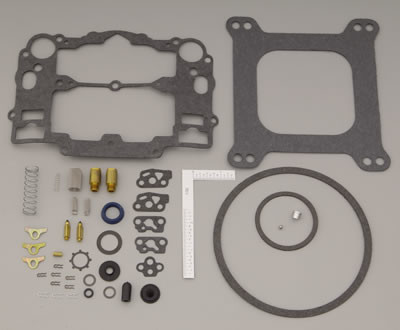 rebuild kit for the carb