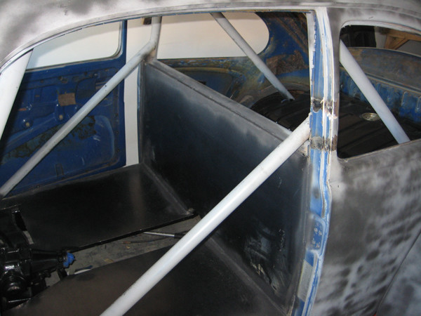 roll cage VW Beetle