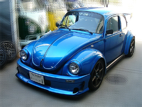 VW Beetle widebody