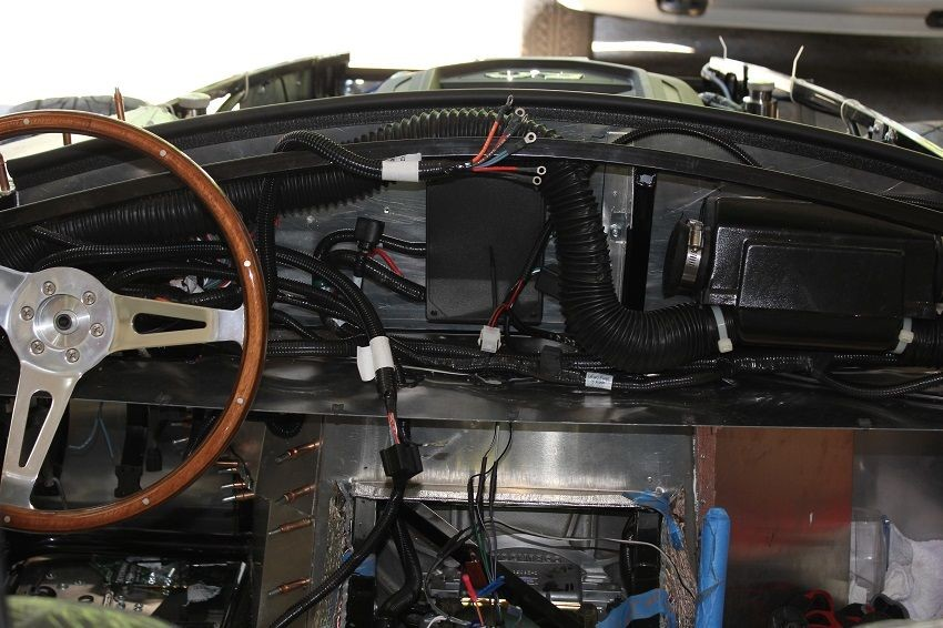 Gone very far to the Dark Side | builds | DIY Factory Five Wiring Harness on
