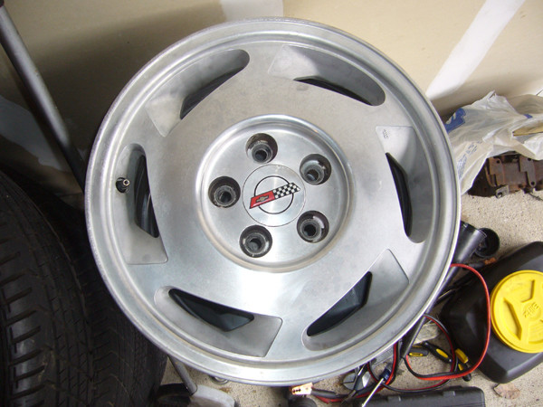 1988 corvette wheels