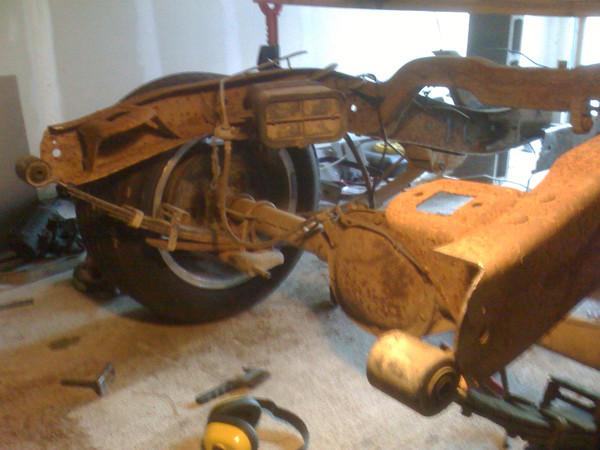 V8 1973 VW Beetle Project by V8 Super Beetle | volkswagen