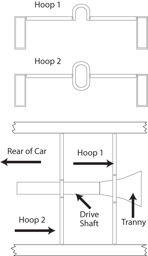 driveshaft diagram