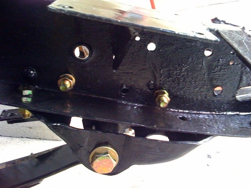 leaf spring mounts