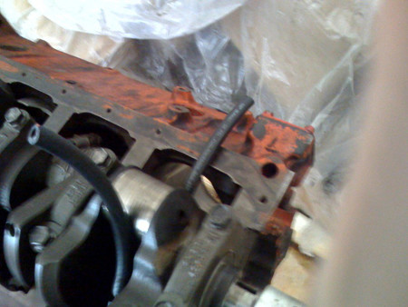 engine crankcase