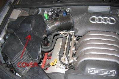 Fault code P0441 / 16825 - purge valve replace (pics) by
