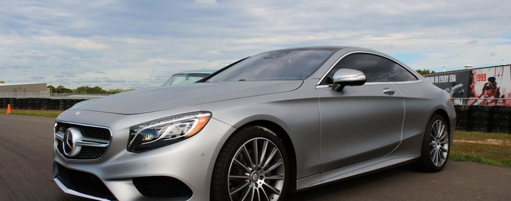 S-Class Coupe C217