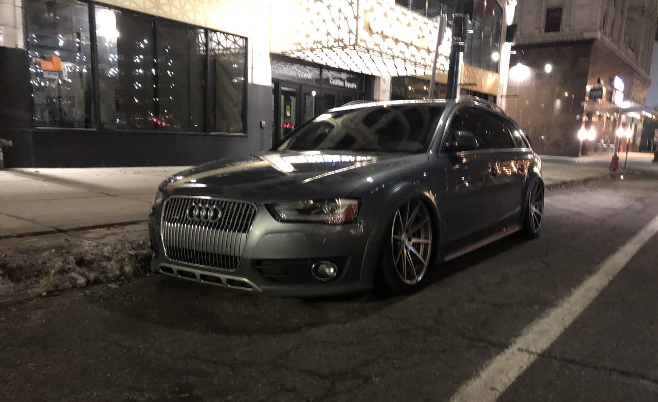 A6, Allroad, S6, RS6 - C6