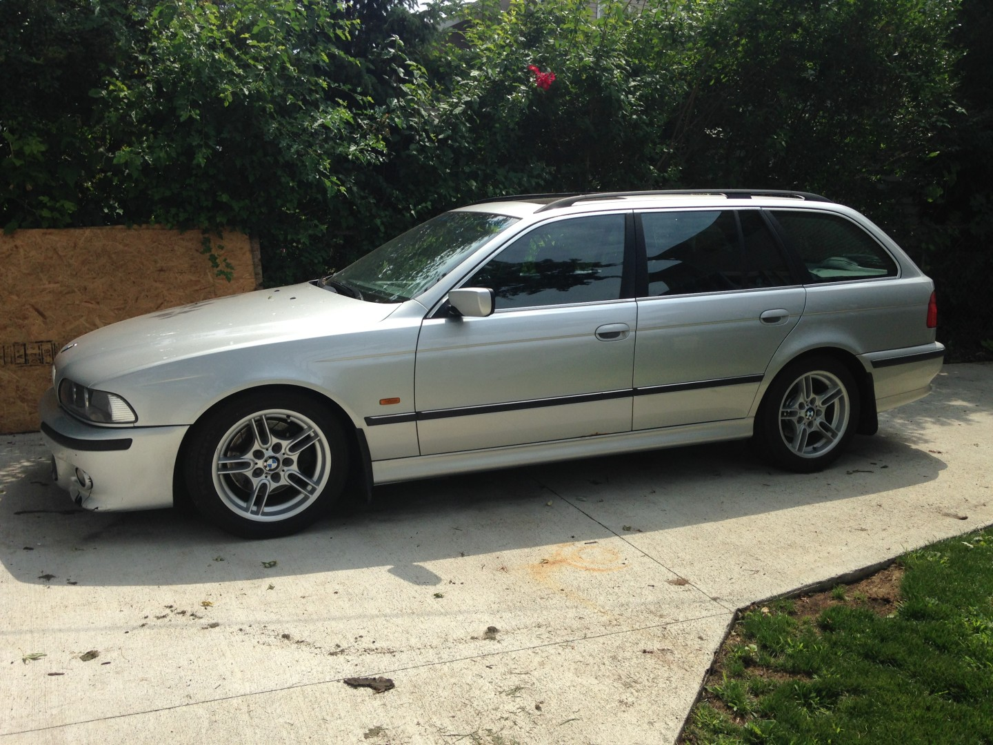 BMW E39 Estate