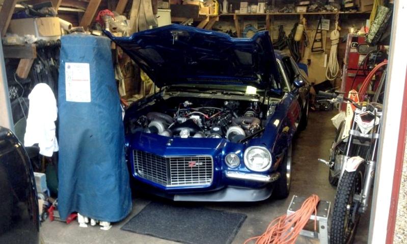 Mark's LS2 2nd Gen Camaro build by Marktainium | chevy | builds | DIY
